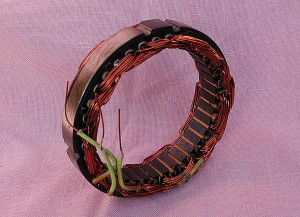Three Phase Stator